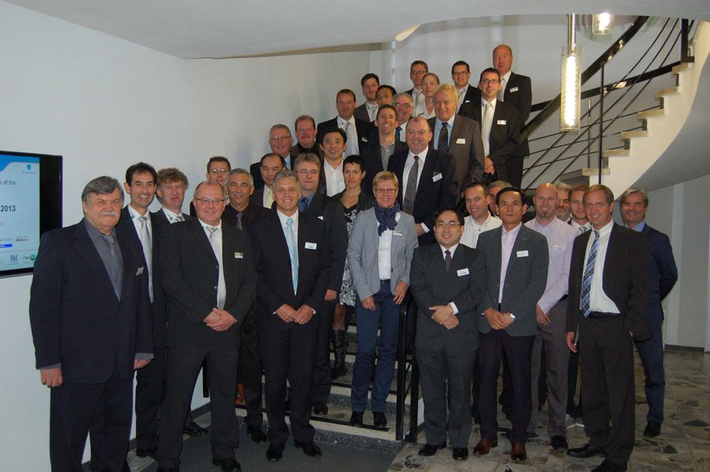 Successful SycoTec Sales Conference – BU Industrial Drives – September 19, 2013