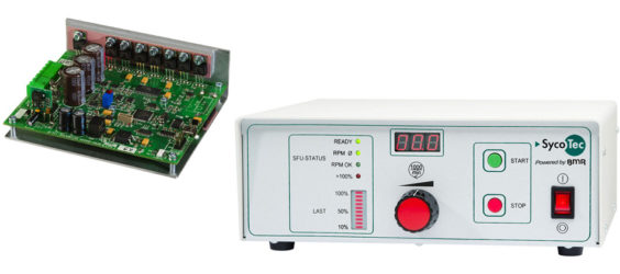SycoTec erweitert sein Frequenzumrichter-Angebot