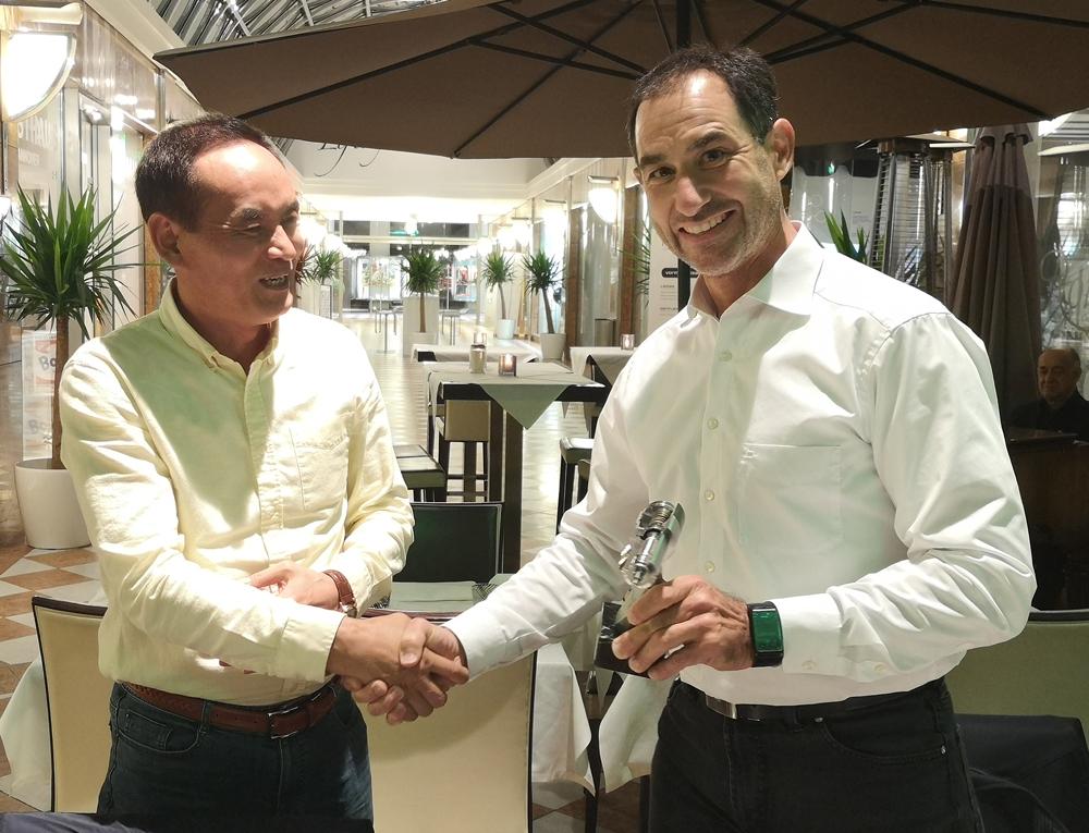 Winning ways continue: DG Technology receives distributor award