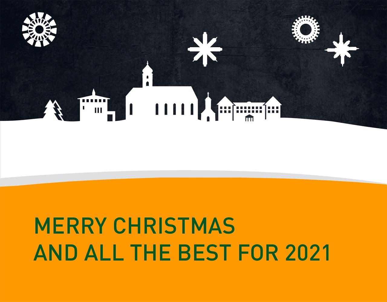 SycoTec wishes Merry Christmas!