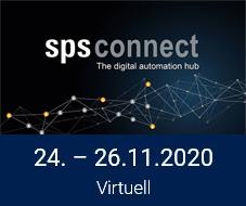 SPS Connect – der digitale Branchentreffpunkt