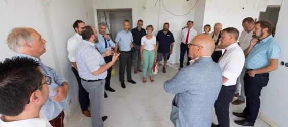 SycoTec spendet für Leutkircher Hospiz