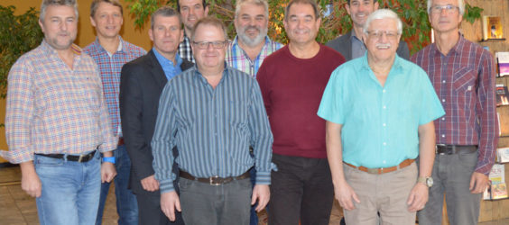Firma SycoTec ehrt langjährige Mitarbeiter
