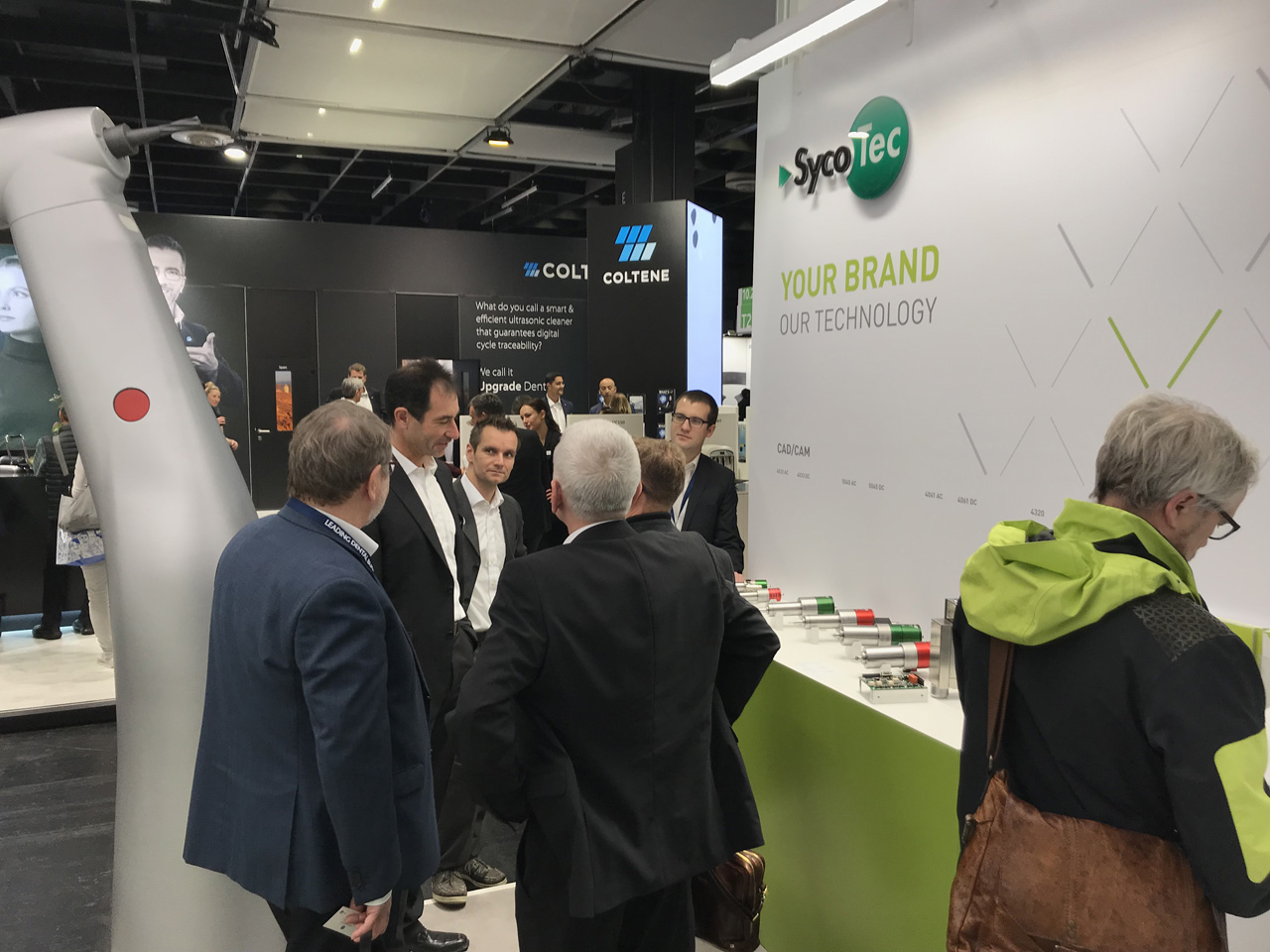 With SycoTec at the IDS 2019 in Cologne