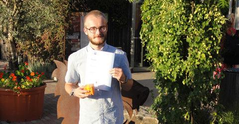 Dominik Sonntag – IHK Preisträger 2019!