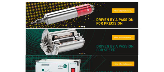 SycoTec Info blog • High-frequency spindle: Precise solutions for your machine tools