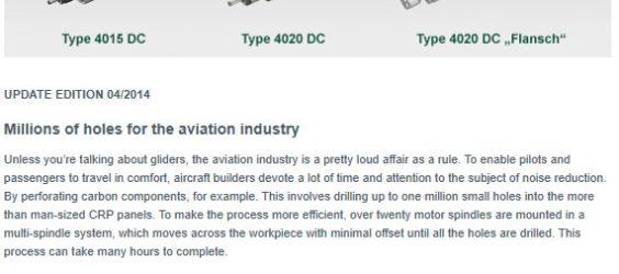 UPDATE Archiv • Millionen Löcher für die Luftfahrt