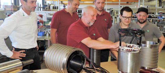 PM SycoTec Leutkirch: SycoTec – Spende an Leutkircher Hospiz anstatt Kundengeschenke