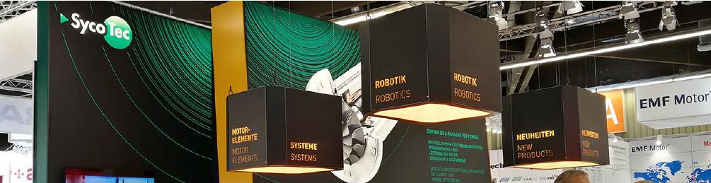 1) SYCOTEC AT EMO 2019 in Hanover